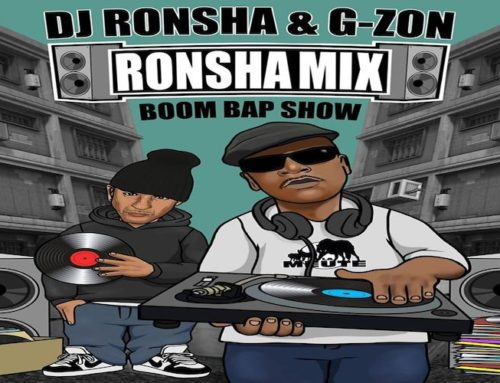 DJ RONSHA & G-ZON – Ronsha Mix #172 (New Hip-Hop Boom Bap Only)