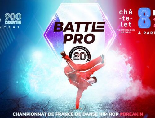 Battle Pro « Qualification France »