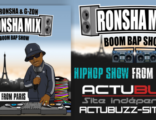 DJ RONSHA & G-ZON – Ronsha Mix #191 (New Hip-Hop Boom Bap Only)