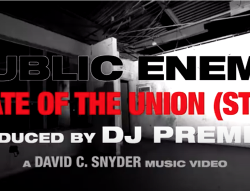 PUBLIC ENEMY – State Of The Union (STFU) featuring DJ PREMIER